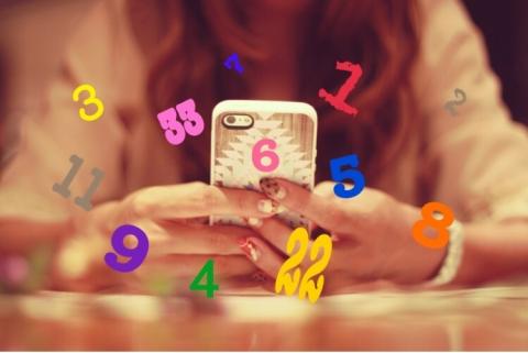 📱誕生日数秘学LINEビデオセッション📱