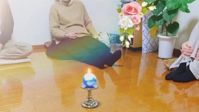 リラックス✨2月の瞑想会